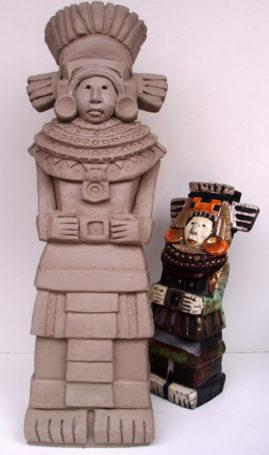 Totem Maya-Emmanuelle Not