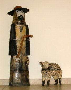 le berger et son mouton-Emmanuelle Not