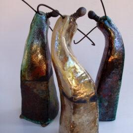 silhouettes bras métal-Emmanuelle Not