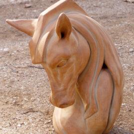 cheval d'argile Equalus-Emmanuelle Not