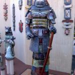 Le samouraï de Jinkaku Ji