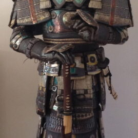 grand samouraï-Emmanuelle Not