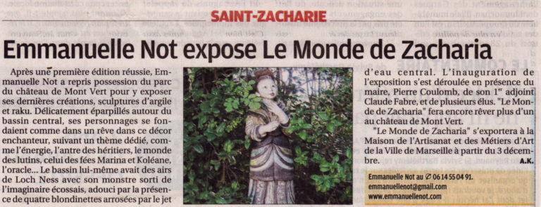 La Provence 11/2015