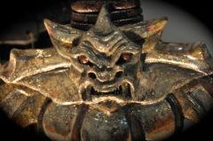 sculpture dragon-épée-Emmanuelle Not
