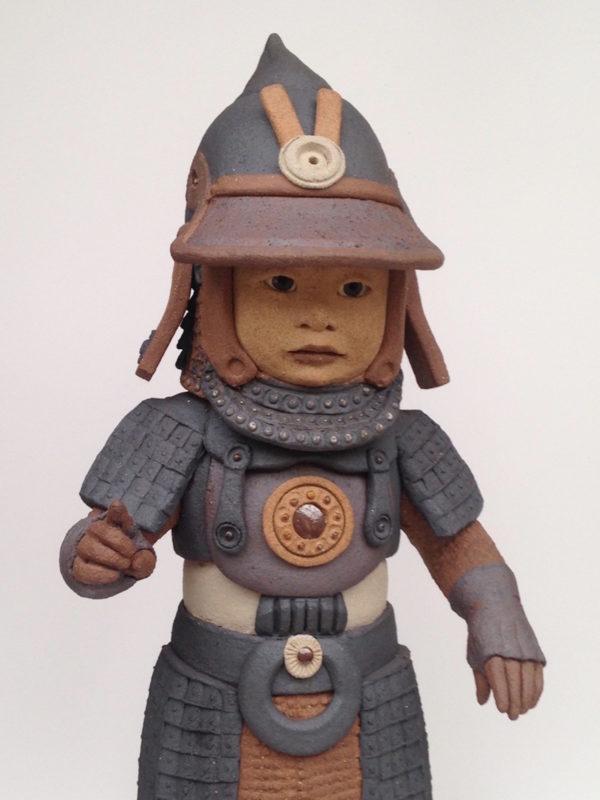 Enfant guerrier1 - haute température - Emmanuelle Not