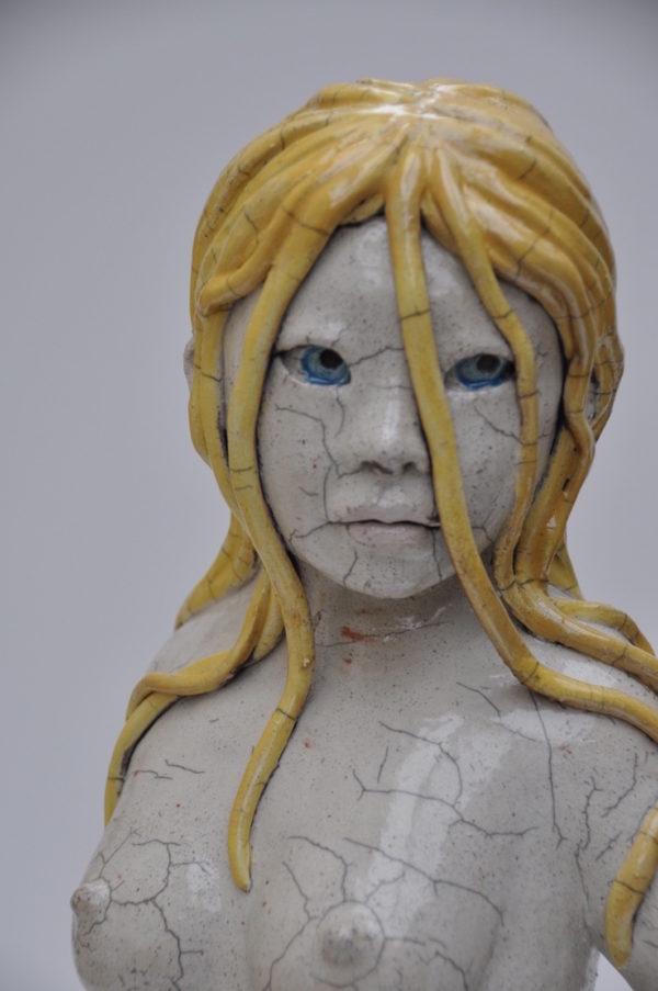 Naïade 1 - Raku - Emmanuelle Not