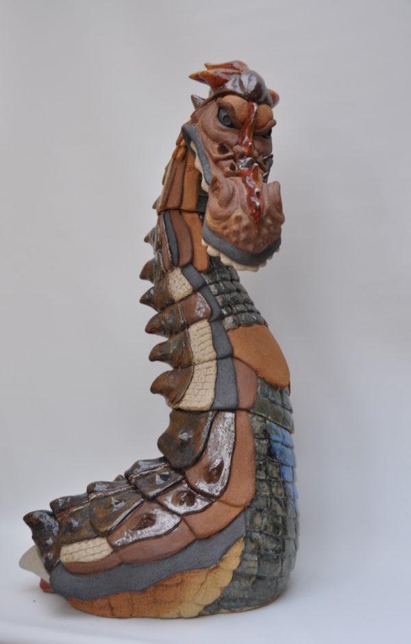 Dragon - haute température - Emmanuelle Not