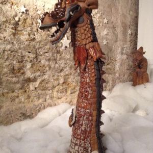 Le Kragon - haute température - Emmanuelle Not