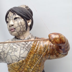 Enfant Nijoko - Raku - Emmanuelle Not