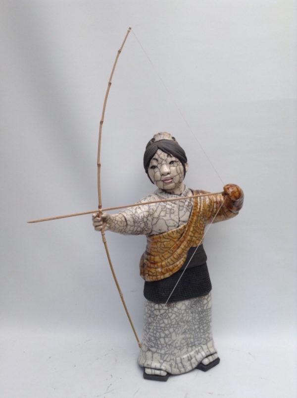 Enfant Nijiko - Raku - Emmanuelle Not