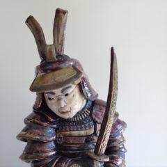 Samouraï Yugamae - Raku - Emmanuelle Not