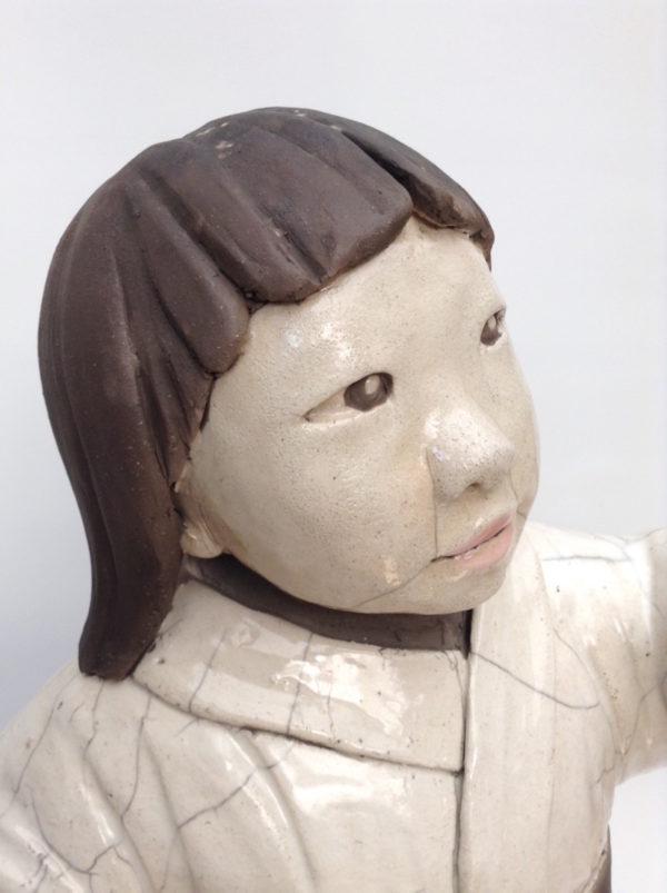 Enfant Miyuki - Raku - Emmanuelle Not