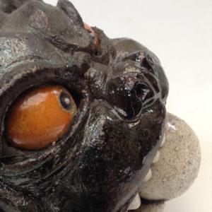 koma inu - dragon chien - Raku - Emmanuelle Not