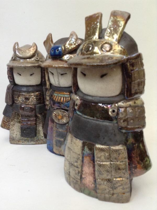 poupées collection - Raku - Emmanuelle Not