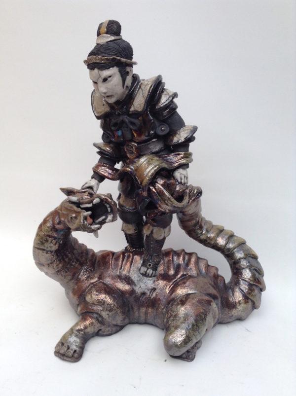 Ryuko et le dragon - Raku - Emmanuelle Not