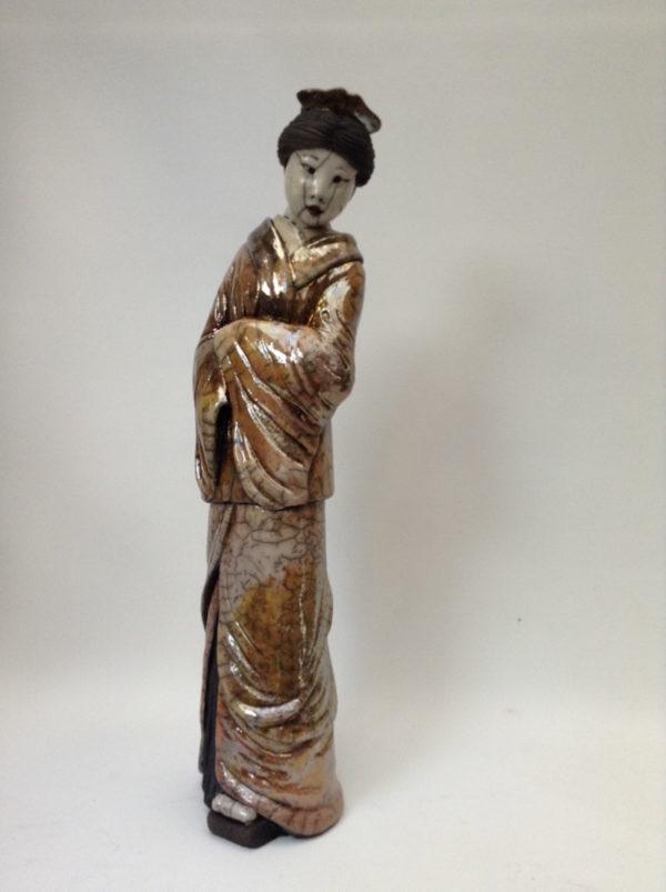 Geisha longue n°1-Emmanuelle Not