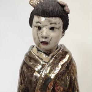 Geisha longue n°2-Emmanuelle Not