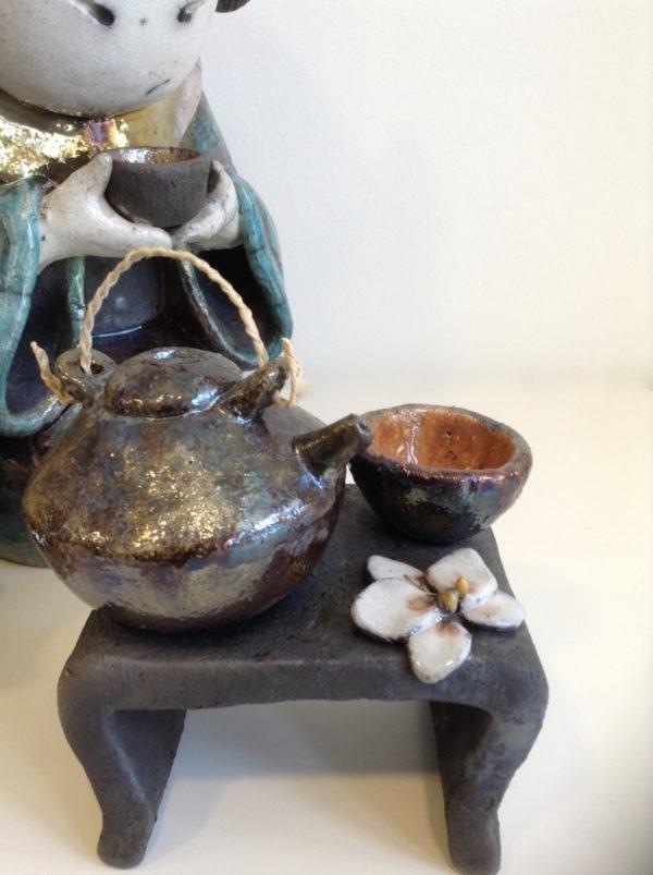 cérémonie du thé boule-Emmanuelle Not