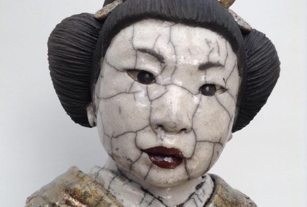 Geisha Kazuho - Raku - Emmanuelle Not