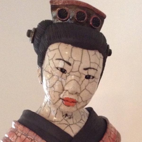 Geisha Katsumi - Raku - Emmanuelle Not