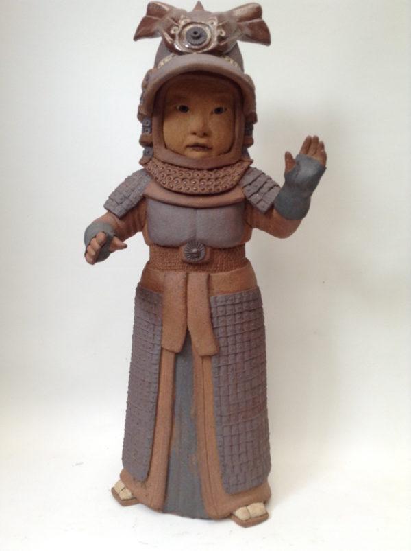 Enfant guerrier4 - haute température - Emmanuelle Not